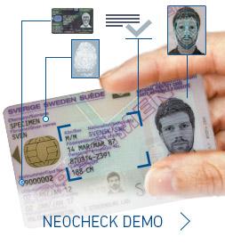 NeoCheck Demo