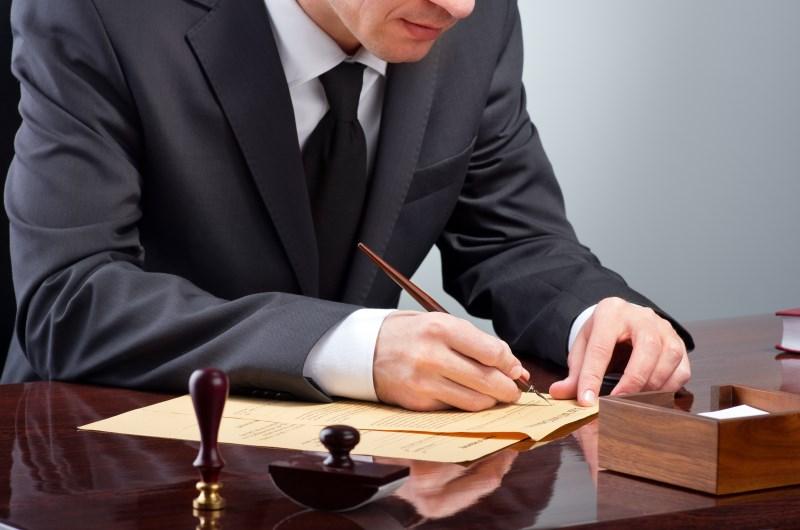 Notarías y Registros Mercantiles
