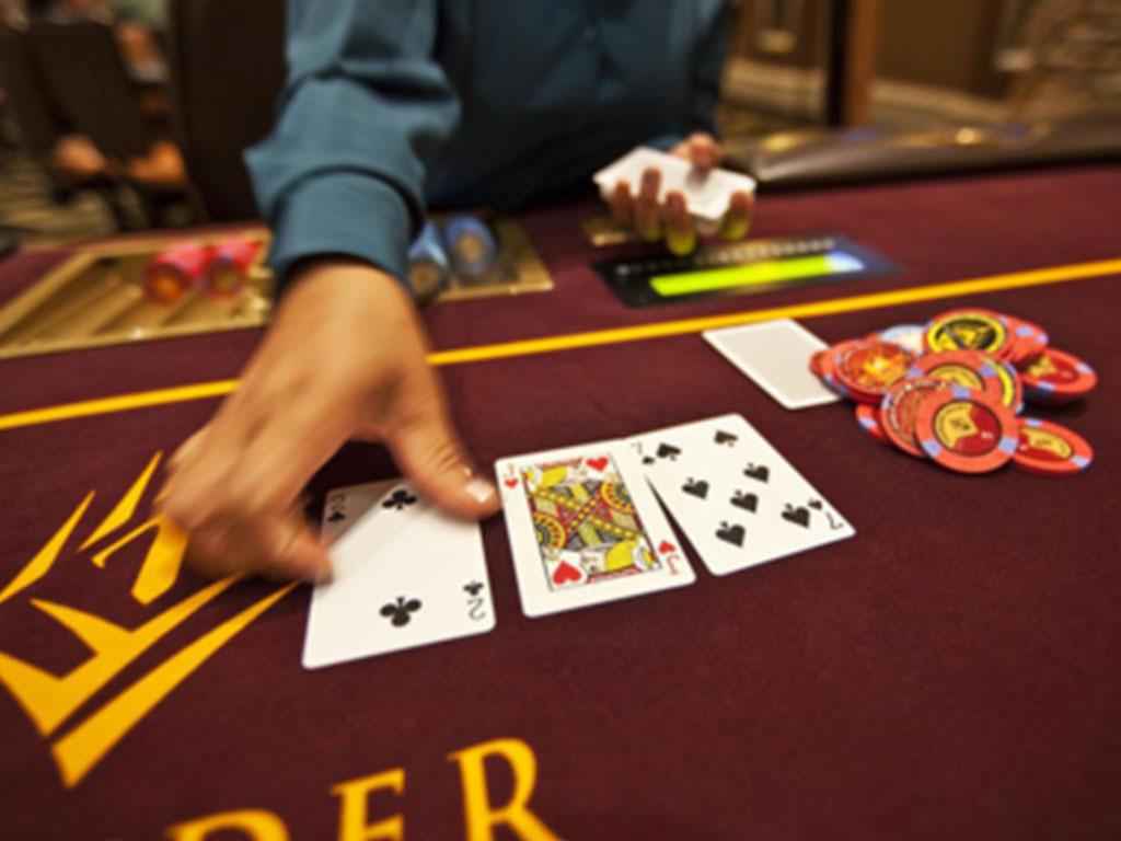 Casinos y juegos al azar