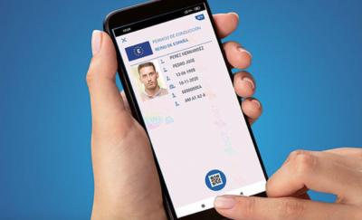 La DGT desarrolla una app para que llevemos el carné de conducir en el móvil