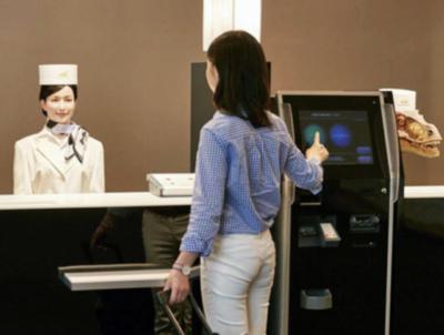 La transformación digital del sector hotelero cambiará a los recepcionistas por máquinas