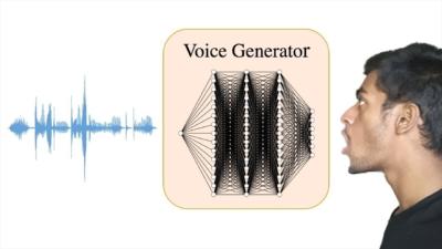 Lanzan una IA capaz de clonar tu voz en cinco segundos