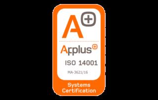 Applus ISO 14001