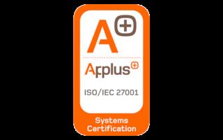 Applus ISO 27001
