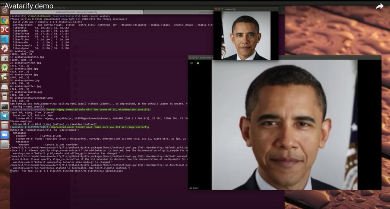 Los deepfakes en videollamadas al alcance de todos