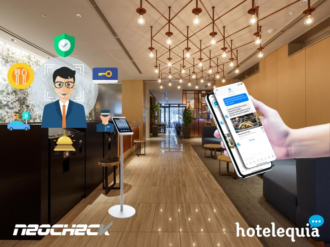 Las 5 soluciones tecnológicas clave para que los hoteles puedan reabrir