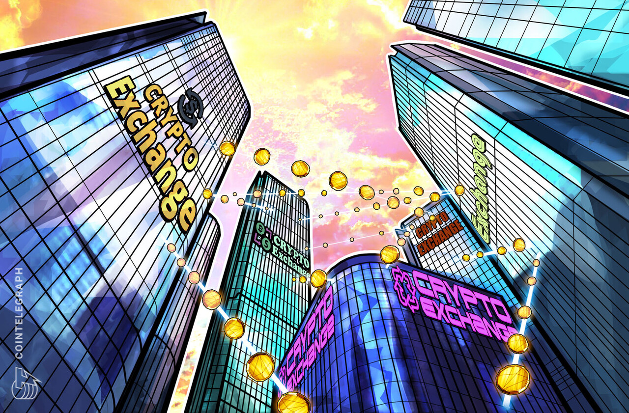 El mercado de los exchanges de criptomonedas dominado por unos pocos