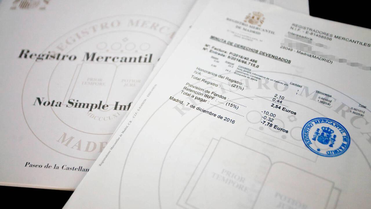 Civio reclama de nuevo un Registro Mercantil abierto y gratuito